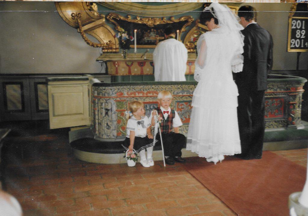 Bröllop 1994