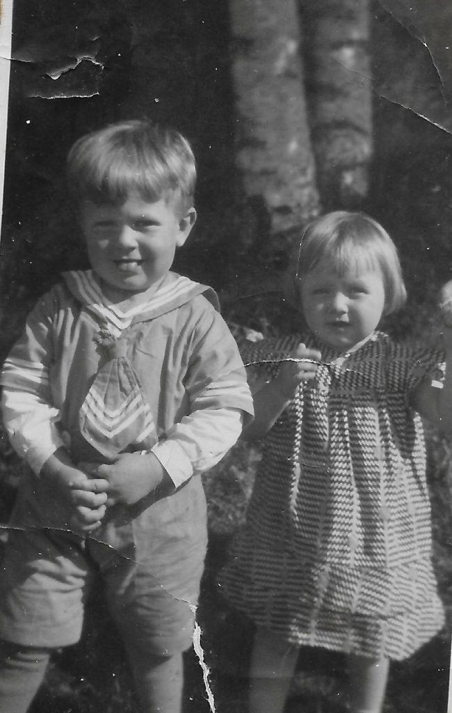 Ingvar och Irene Lindgren