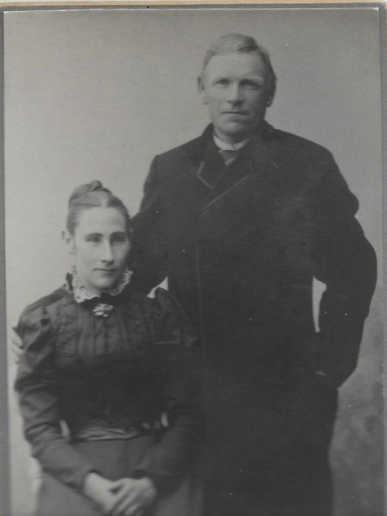 Anna-Kajsa och Sven Svensson
